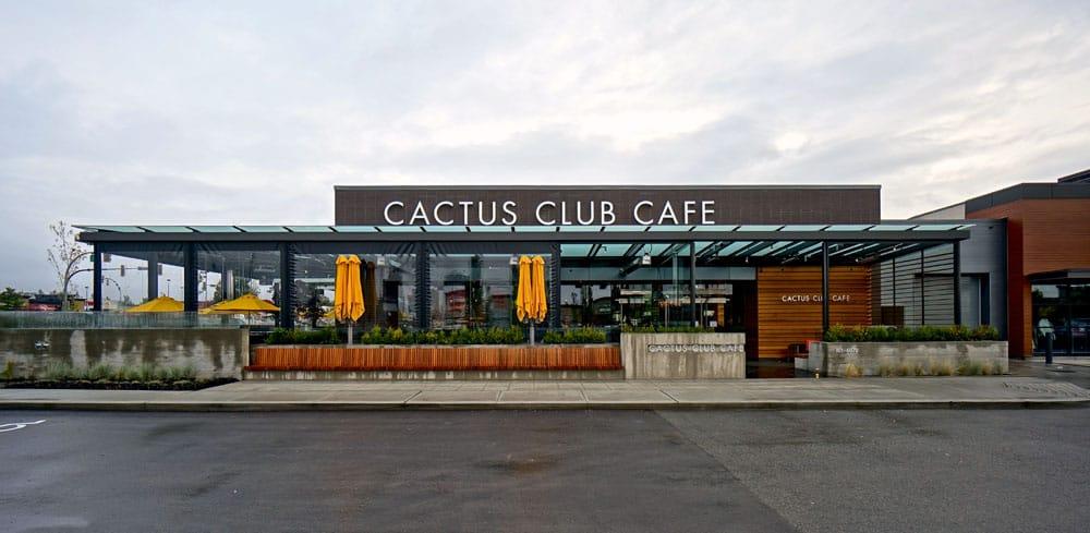 Cactus Club Cafe - Summit Brooke Construction Portfolio