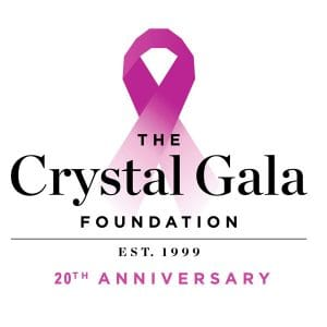 The Crystal Gala Logo