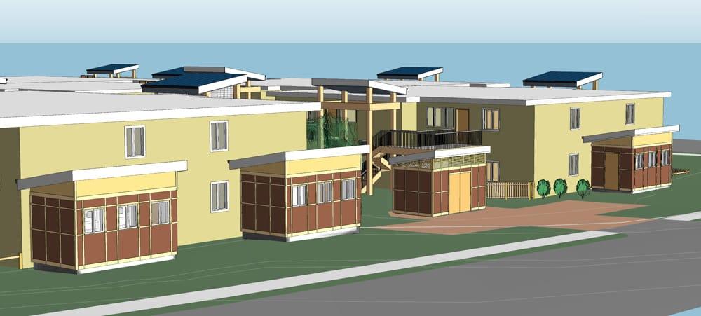 Primex Quadra Villa Plan - Summit Brooke Construction